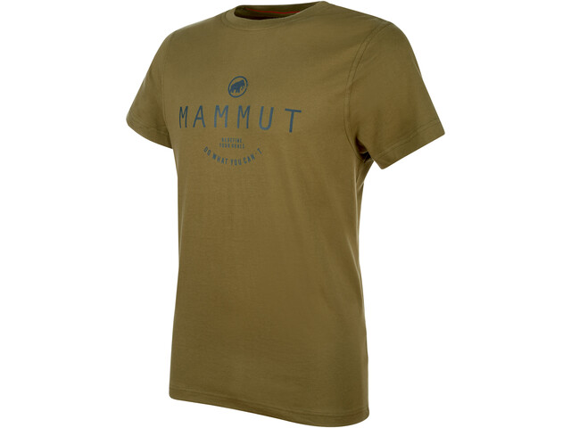 Mammut Seile T-shirt Herre olive